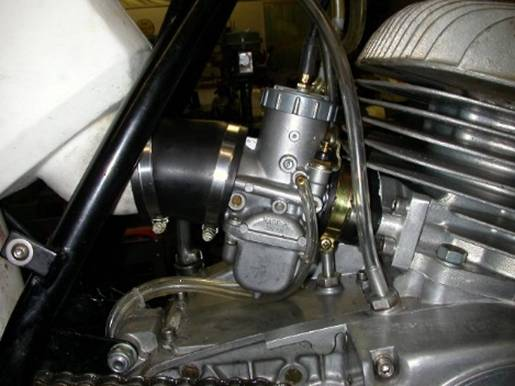 Mikuni Carburetor Tuning for Vin