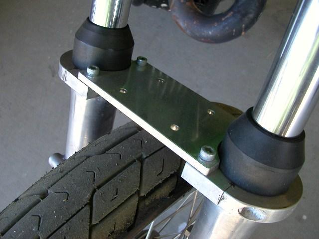 Kawasaki Klr Front Fork Alignment