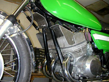 Klemm Vintage Kawasaki AHRMA